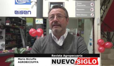 Entrevista con el empresario de Charata, Mario Biciuffa.