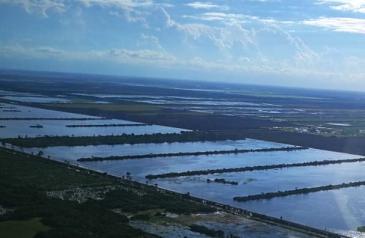 Emergencia hídrica en el Chaco 2019