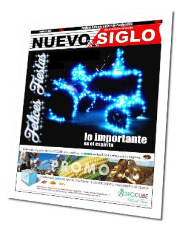 Revista Agropecuaria Nuevo Siglo 150 - Diciembre 2016