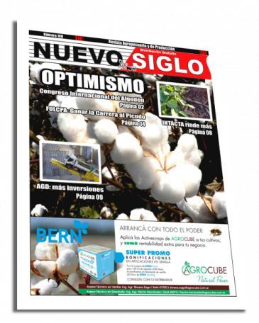 Revista Agropecuaria Nuevo Siglo 160 - Octubre 2017