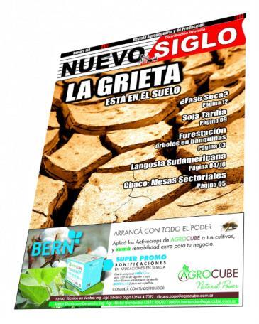 Revista Agropecuaria Nuevo Siglo - ENERO 2018