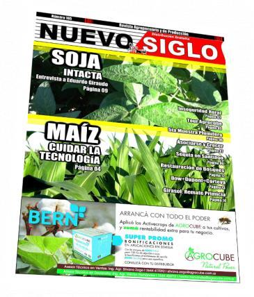 Revista Agropecuaria Nuevo Siglo N°165 - Marzo 2018