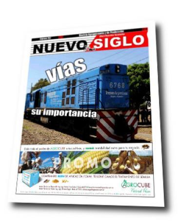 Revista Agropecuaria Nuevo Siglo Febrero de 2017