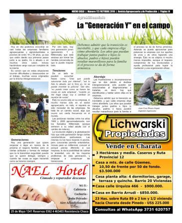 """Agromillennials: La """"Generación Y"""" en el campo"""