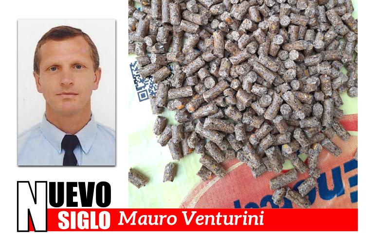 Medico Veterinario, Mauro Venturini, suplemento bovino cría marca Enercop